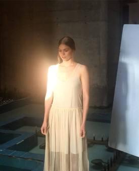 GINA, Glamour Magazine Spain - dir. Anuska Blur Films