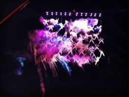 """Performance """"Red Humana"""" - La Fura dels Baus"""